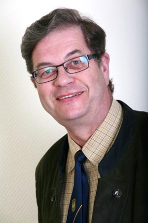 Seehundstation Norddeich Berend Brechters, 1. Vorsitzender
